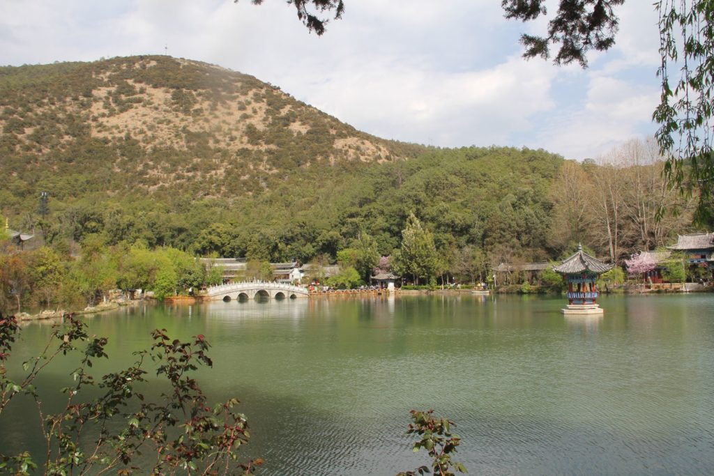 Lijiang Heilong Pool