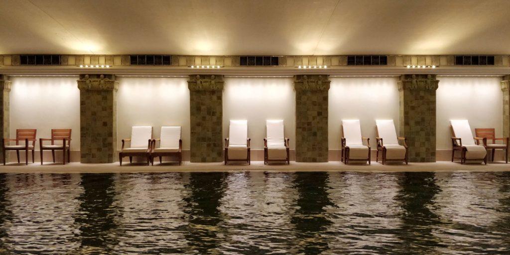 Park Hyatt Hamburg Pool