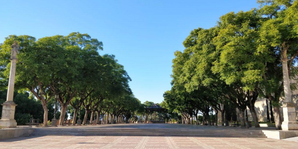 Alameda Vieja Jerez de la Frontera
