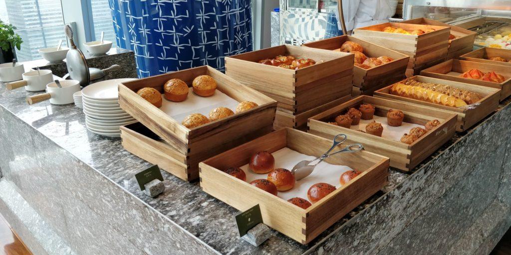 Conrad Hangzhou Breakfast