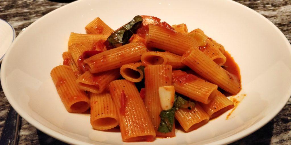 Conrad Hangzhou Dinner