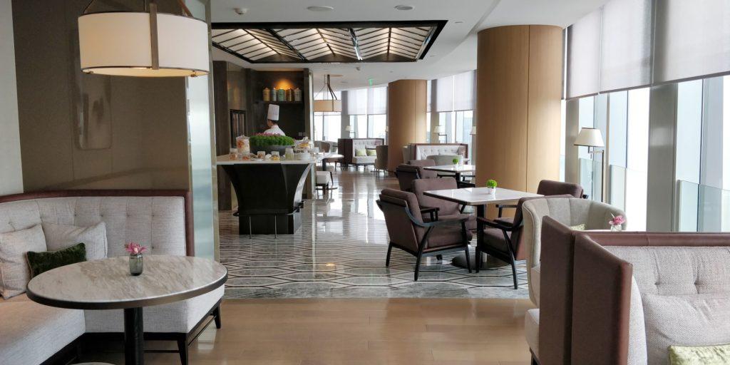 Conrad Hangzhou Lounge
