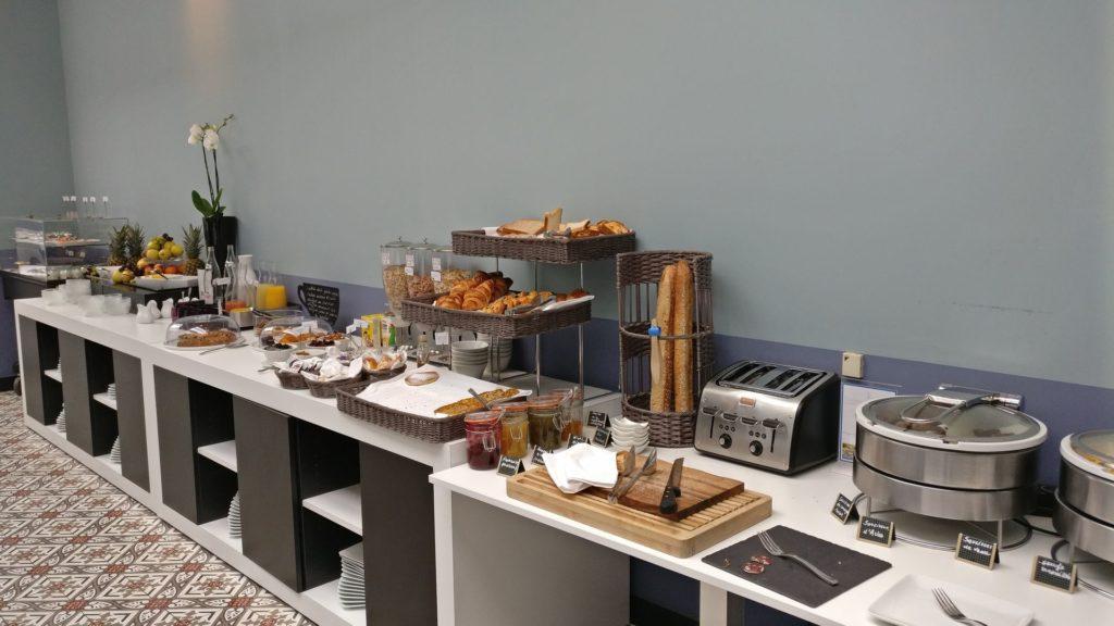 Hotel Jules Cesar Arles Breakfast