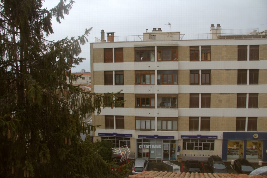 Hotel Jules Cesar Arles Superior Room View