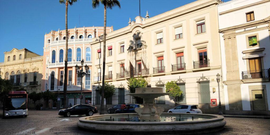 Old Town Jerez de la Frontera