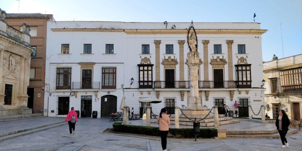 Palacio de la Condesa de Casares Jerez