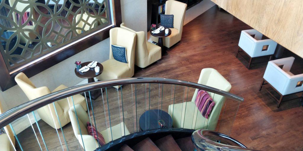 Raffles Dubai Club Lounge