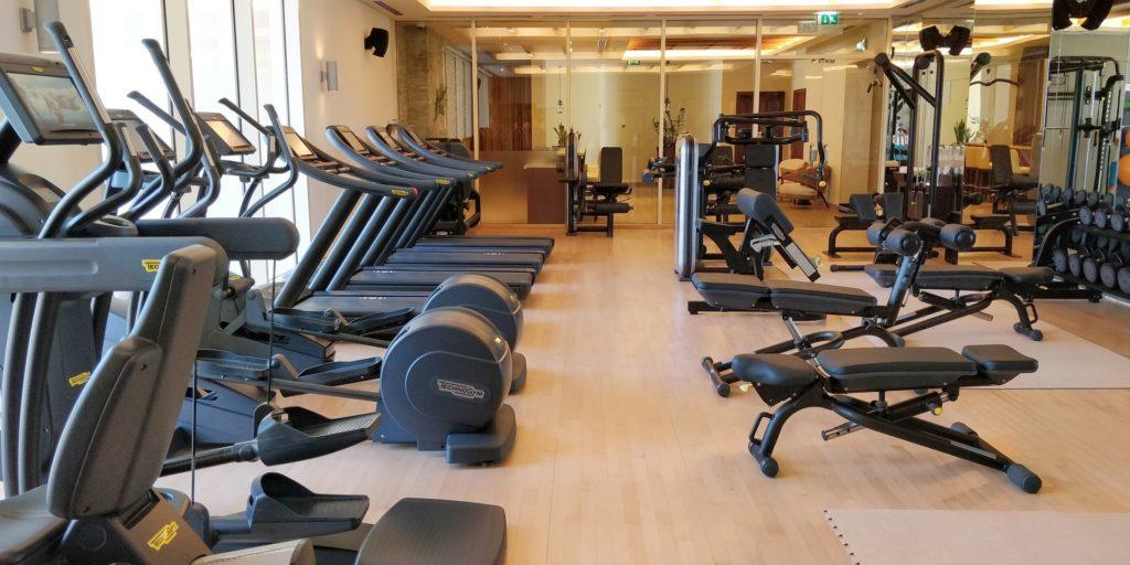 Raffles Dubai Fitness