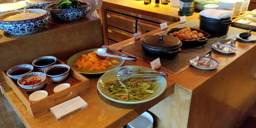 Hyatt on the Bund Shanghai Dinner