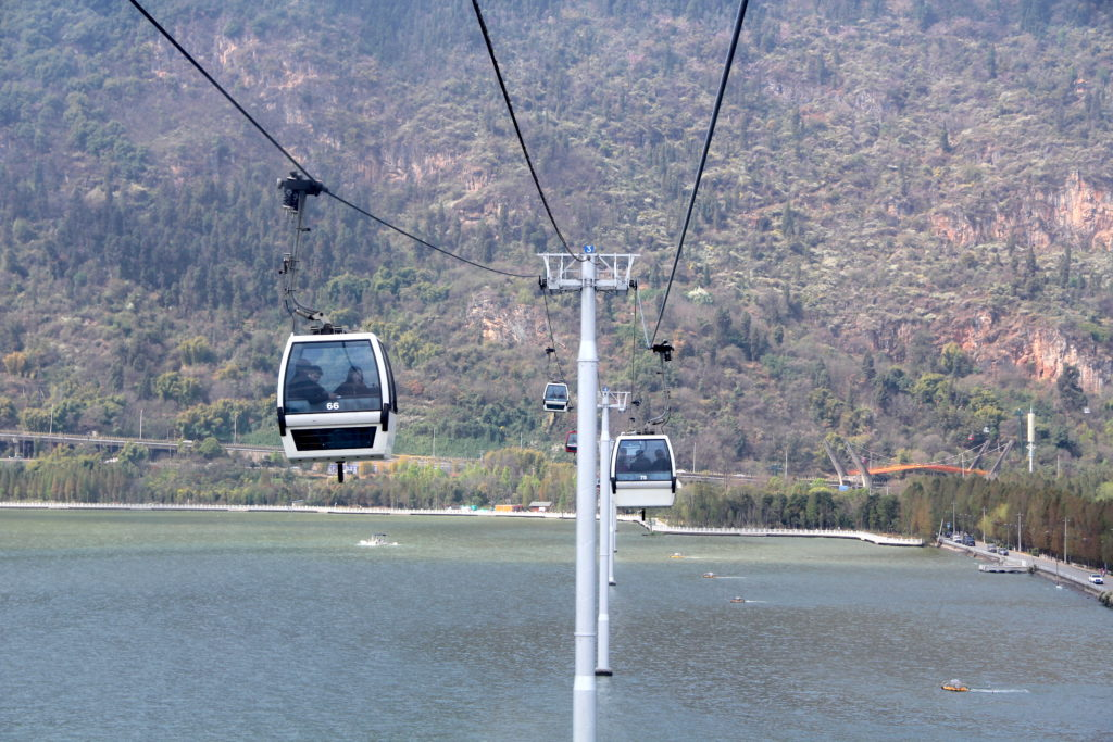 Kunming Cable Car