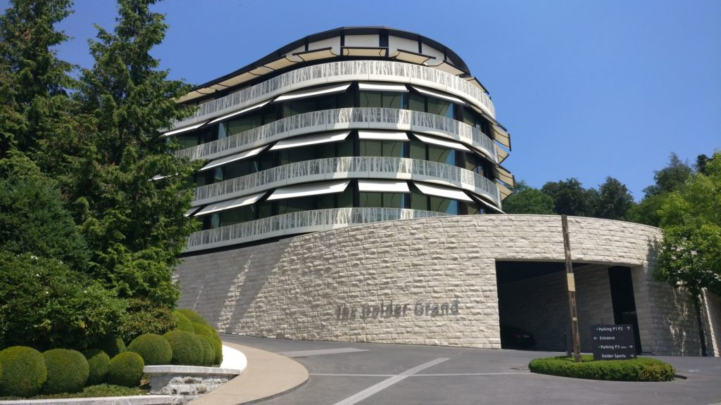 The Dolder Grand Zurich