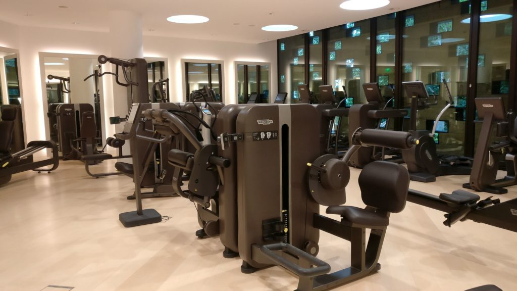 The Dolder Grand Zurich Fitness