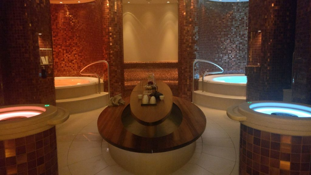 The Dolder Grand Zurich Spa