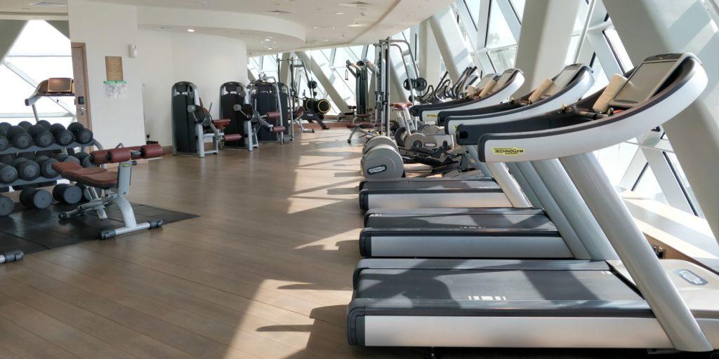 Andaz Capital Gate Abu Dhabi Fitness