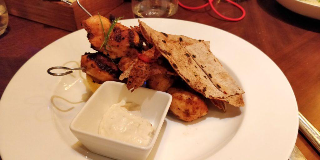 Andaz Capital Gate Abu Dhabi Restaurant