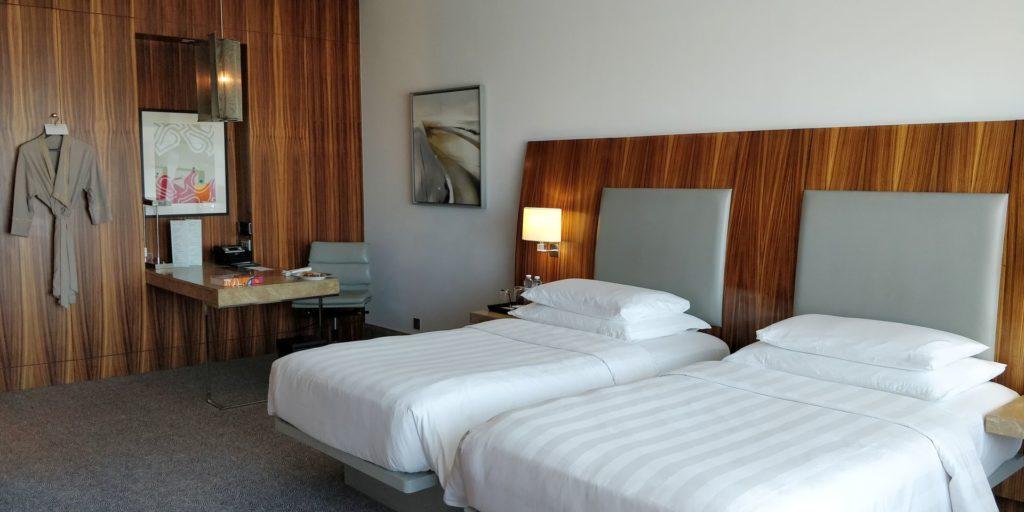 Andaz Capital Gate Abu Dhabi Room