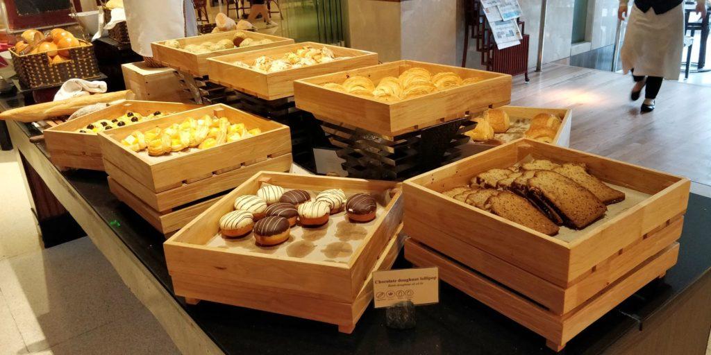 InterContinental Hanoi Westlake Breakfast