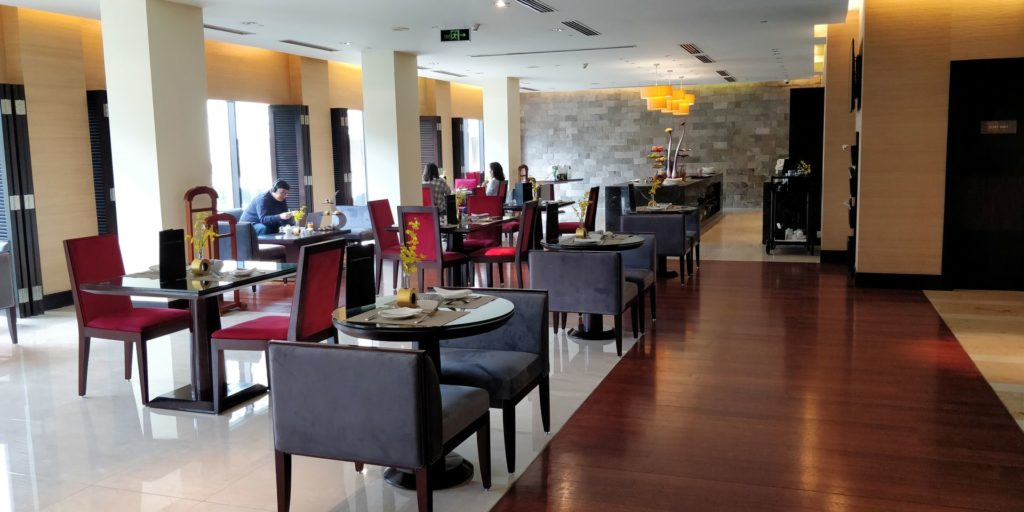 InterContinental Hanoi Westlake Lounge