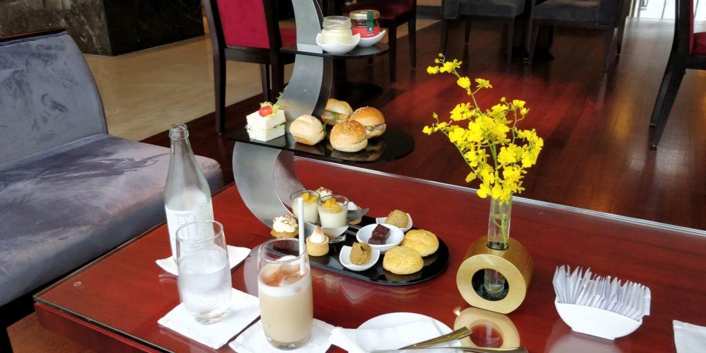 InterContinental Hanoi Westlake Lounge Afternoon Tea