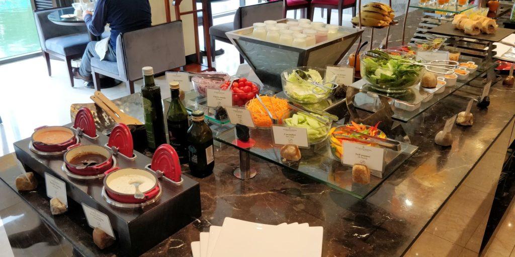 InterContinental Hanoi Westlake Lounge Breakfast