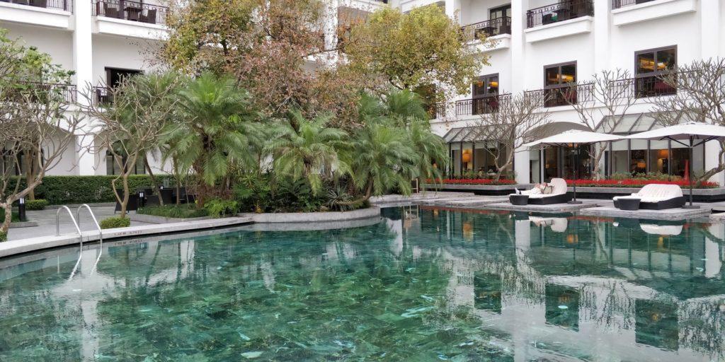 InterContinental Hanoi Westlake Pool