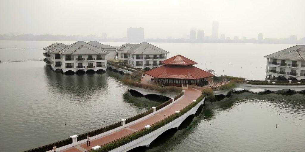 InterContinental Hanoi Westlake View