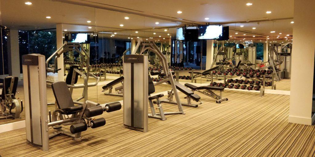 Avista Hideaway Phuket Patong Fitness