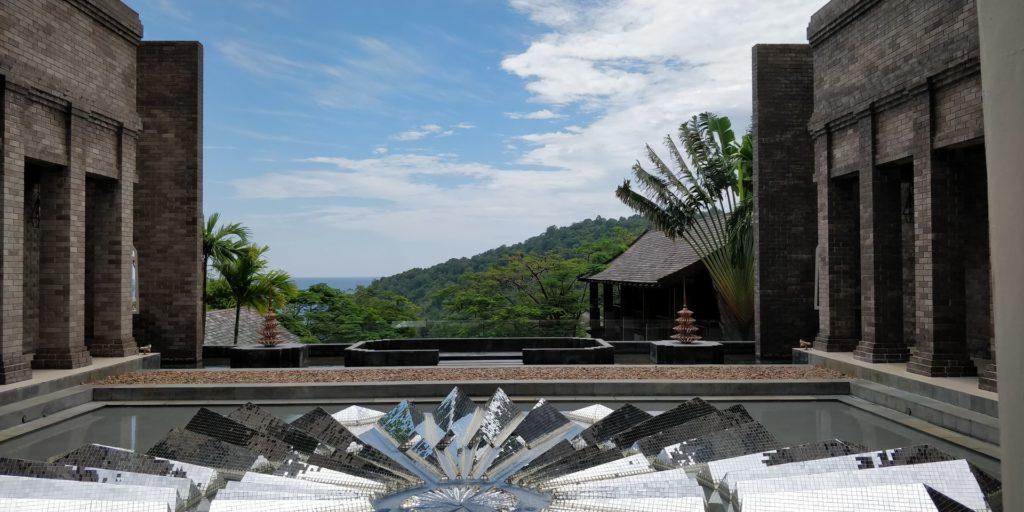 Avista Hideaway Phuket Patong Lobby