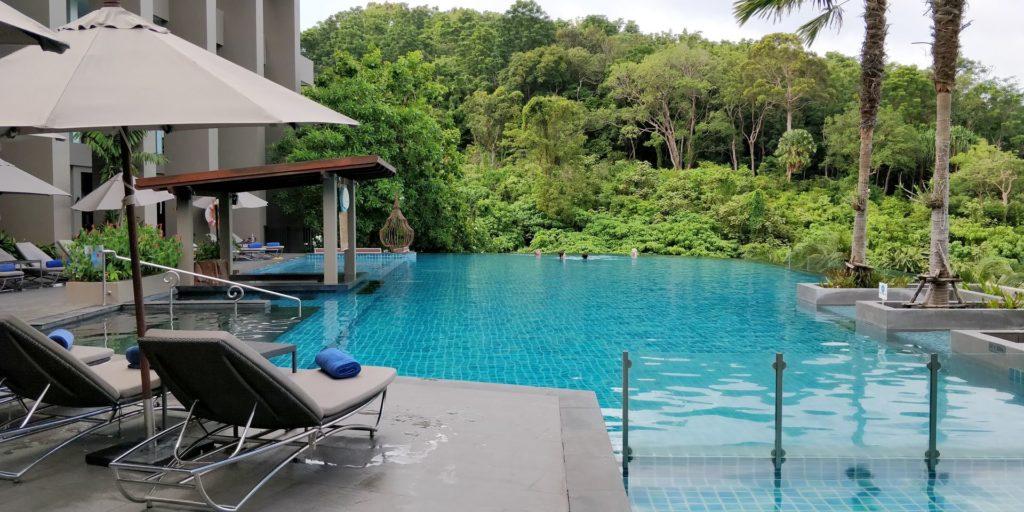 Avista Hideaway Phuket Patong Pool
