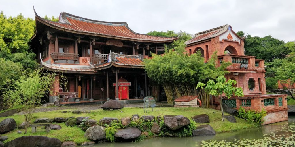 Lin An Tai Historical House Taipei