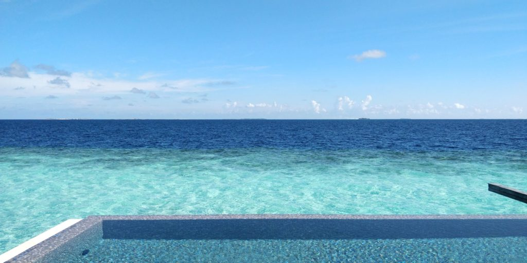 Waldorf Astoria Maldives Ithaafushi Overwater Villa Pool